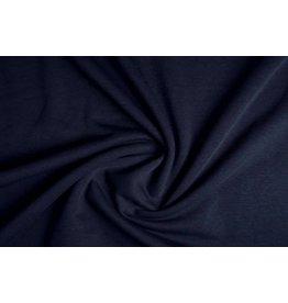 Oeko-Tex®  Sweatstoff Marineblau