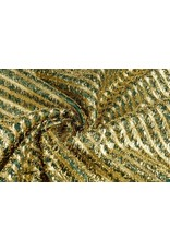 Lurex Gold-green