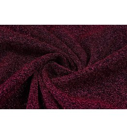 Lurex Dance Dark fuchsia