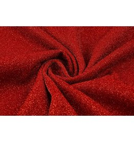 Lurex Tanz Rot