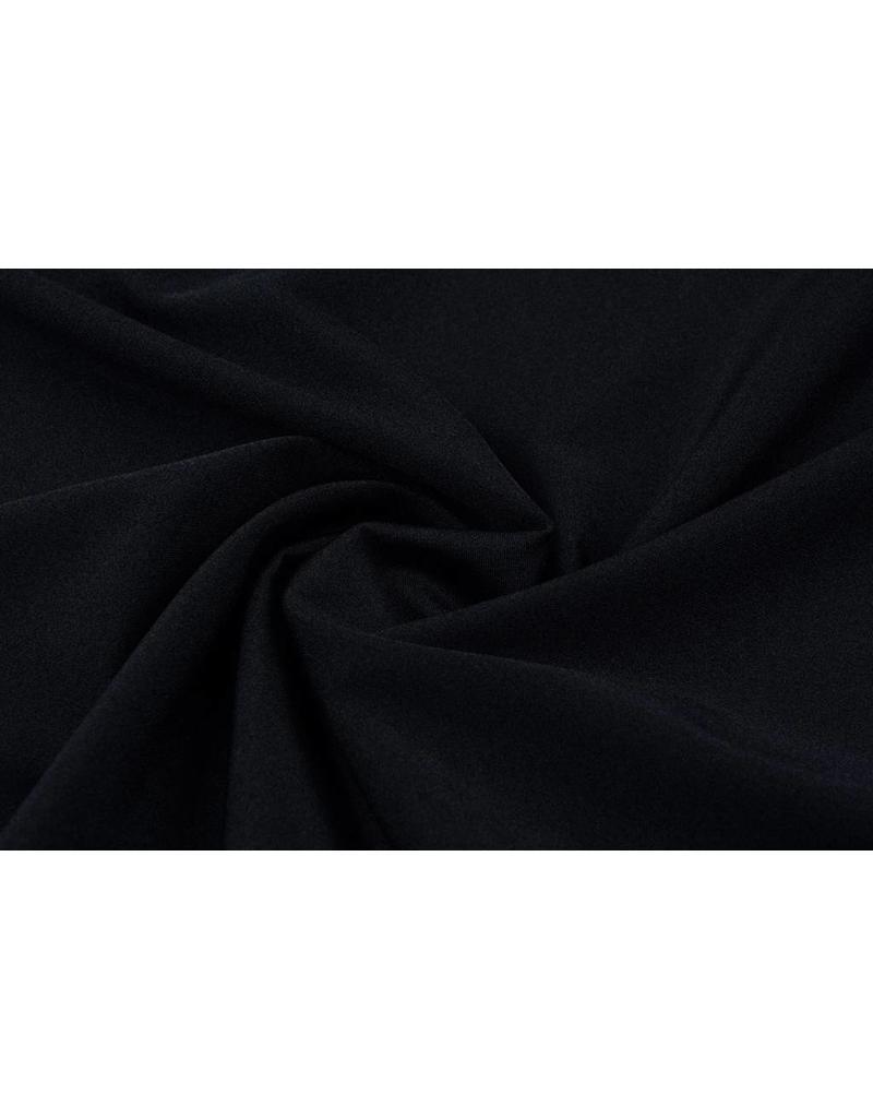 Lycra glans Zwart