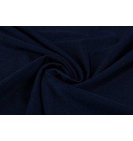 Lycra Glanz Marineblau
