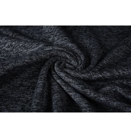 Knitted Fleece Dark grey