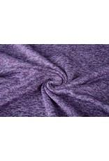 Strickfleece Lavendel