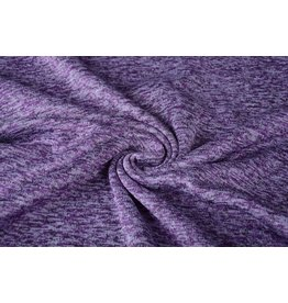 Knitted Fleece Lavender
