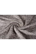 Gebreide Fleece Taupe