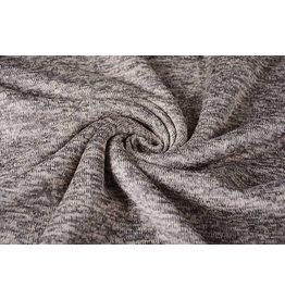 Strickfleece Taupe