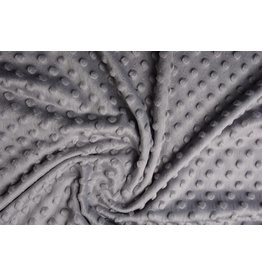 Minky Fleece Light grey