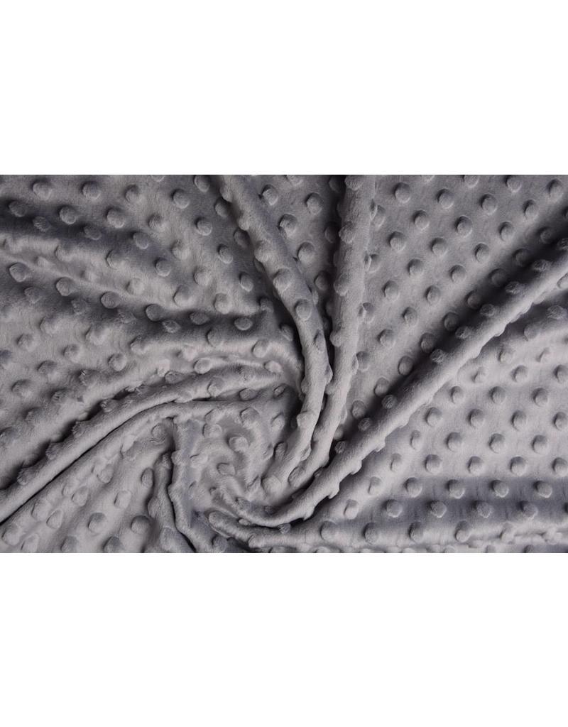 Minky Fleece Light grey