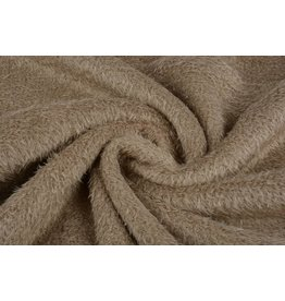Wellness-Fleece Dunkelsand