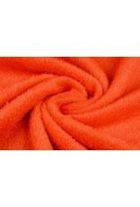 Muishaar fleece Oranje