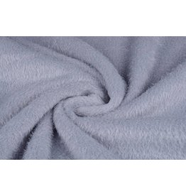 Wellness-Fleece Silber