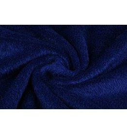 Mouse fleece Royal Blue