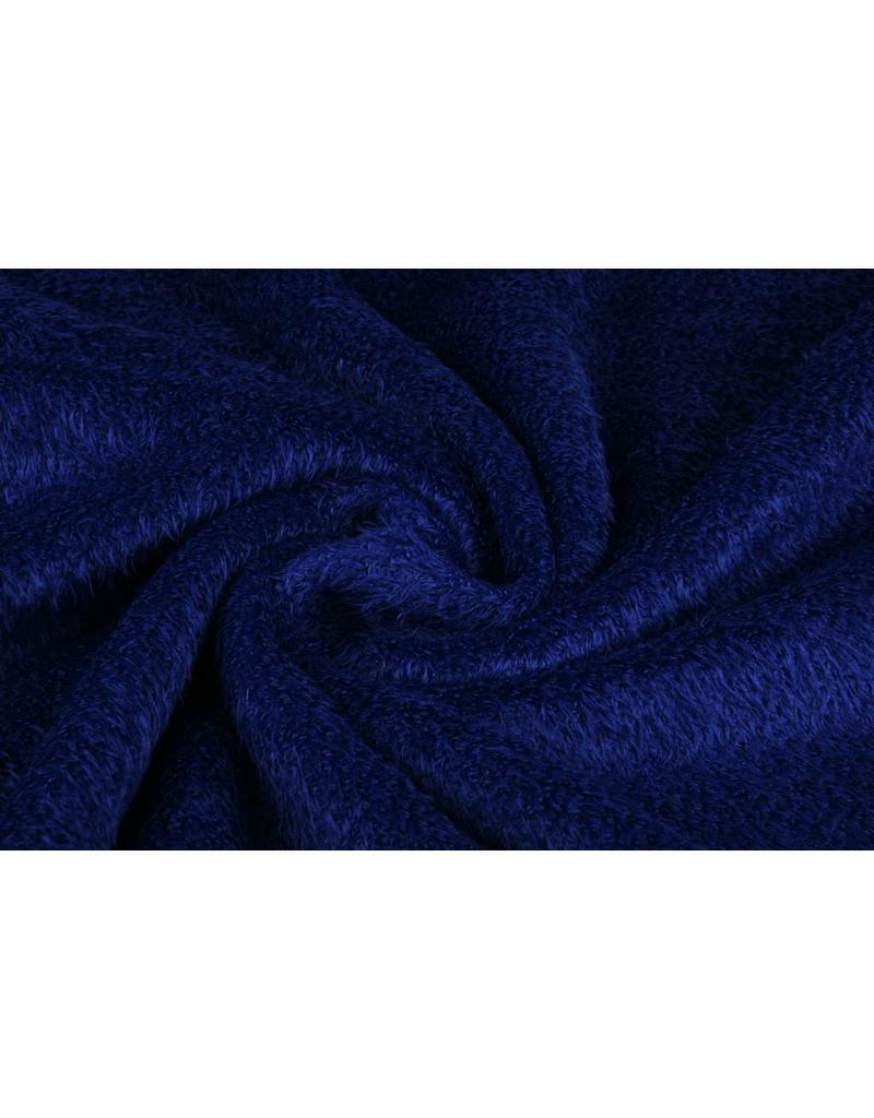 Muishaar fleece Konings Blauw