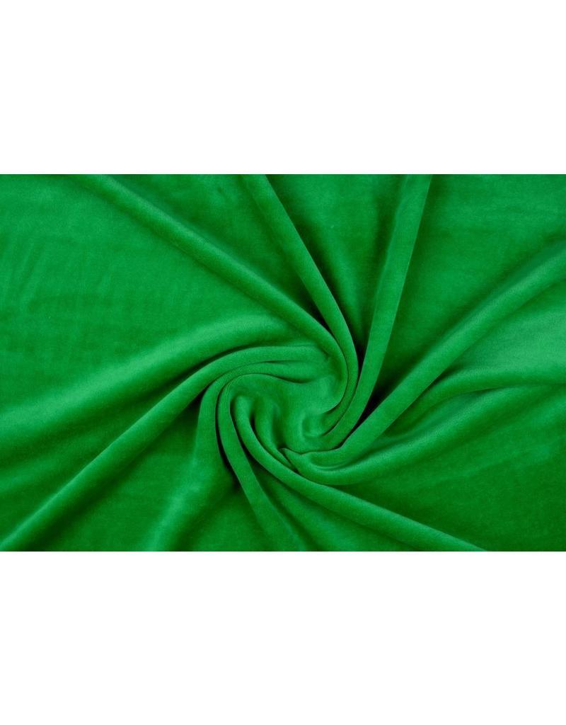 Nicky Velours Grassgreen