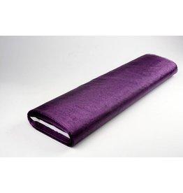 Organza Two-Tone Violett-Lila