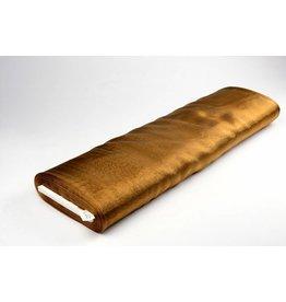 Organza Two-Tone Bruin-goud