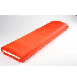 Organza Two-Tone Orange-Gelb