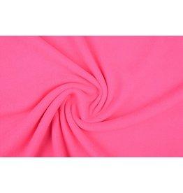 Polar Fleece Fluor pink