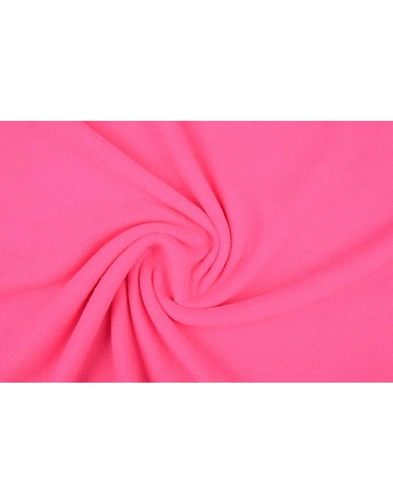 Polar Fleece Fluor roze