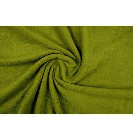 Polar Fleece Dunkel-Limettengrün