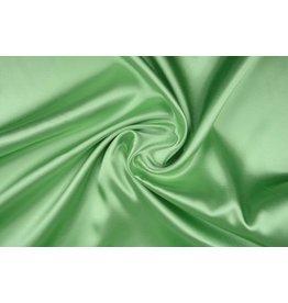 Polyester-Satin Pistazie