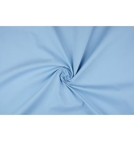 Poplin  Light blue