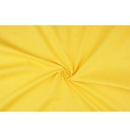 Popeline Zitronengelb