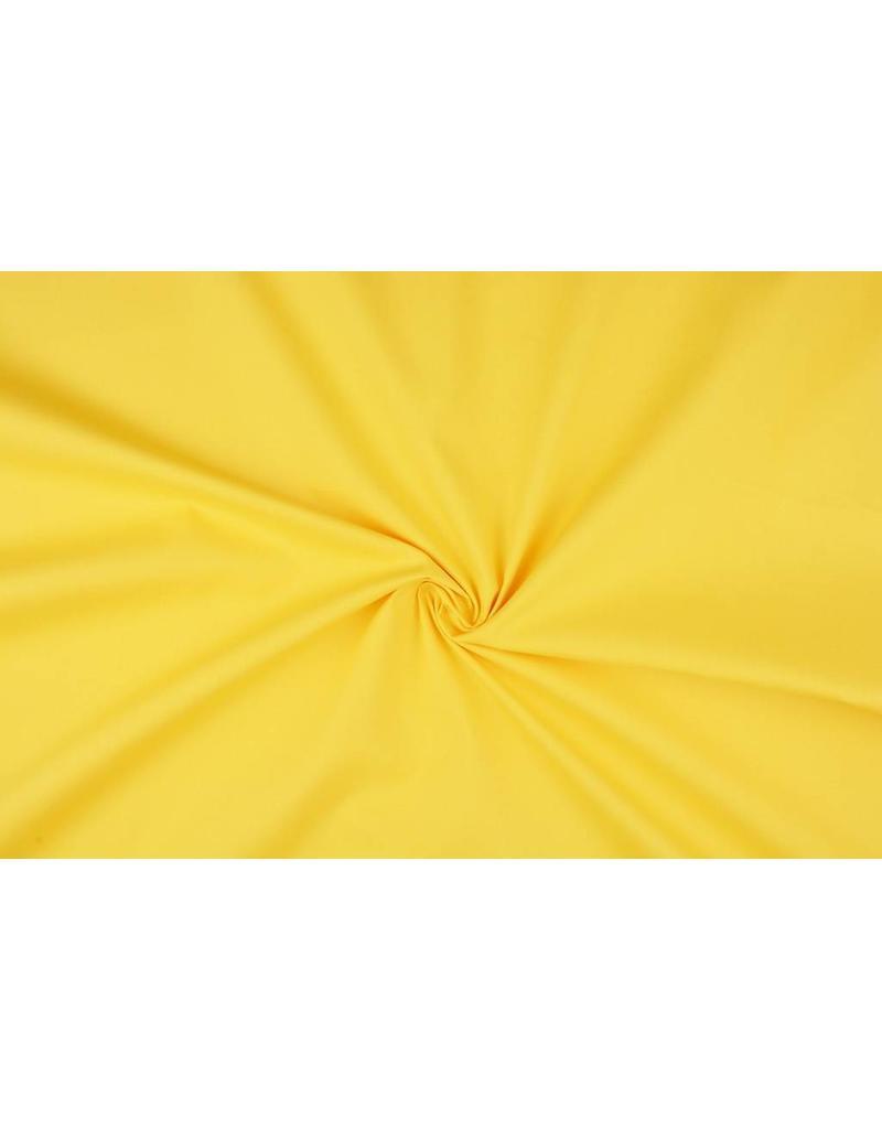 Poplin Citron Yellow