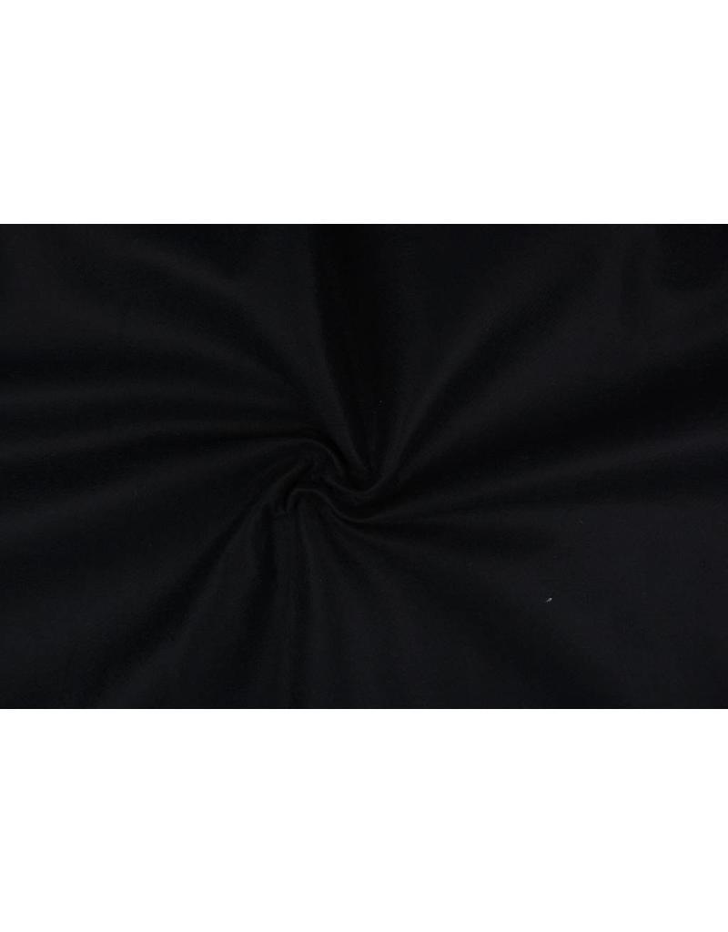 Koreaans vilt 1 mm Zwart