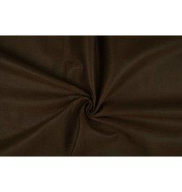 Korean Felt 1 mm  Dark brown