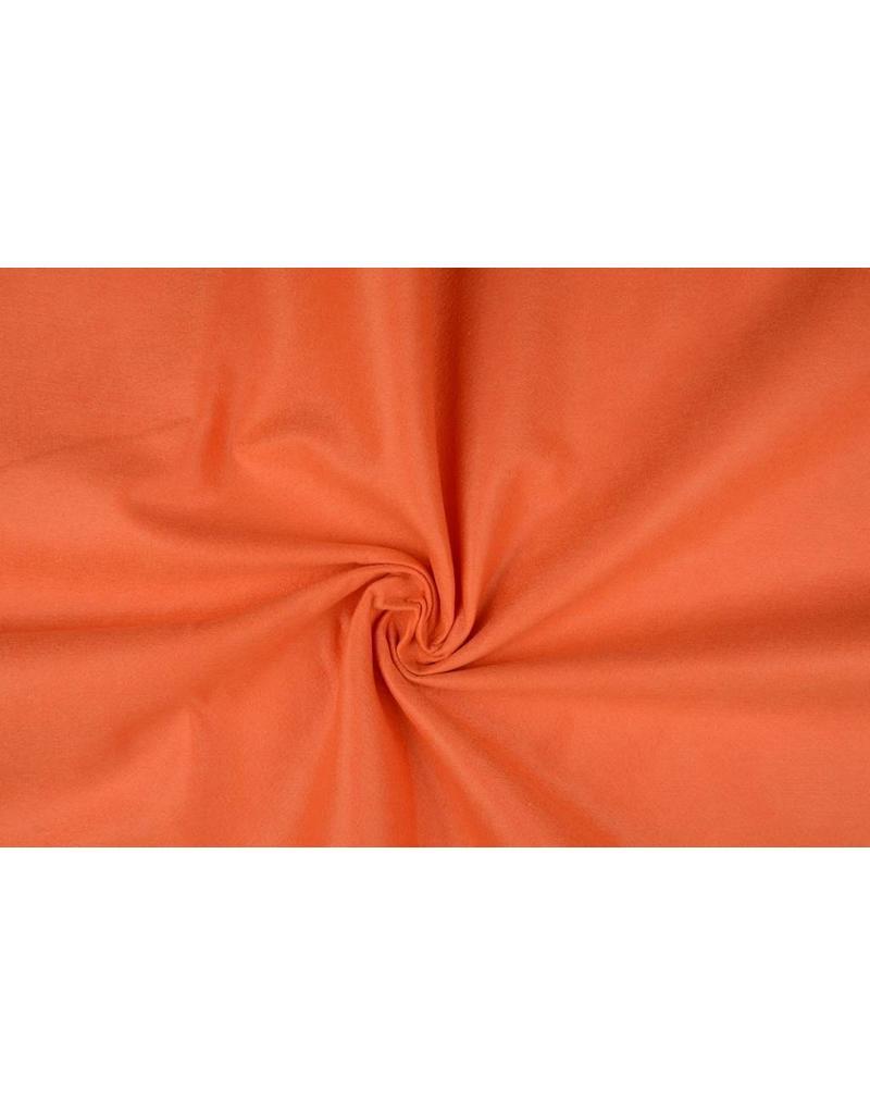 Koreaans vilt 1 mm Oranje