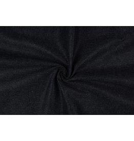 Korean Felt 1 mm  Dark grey melange