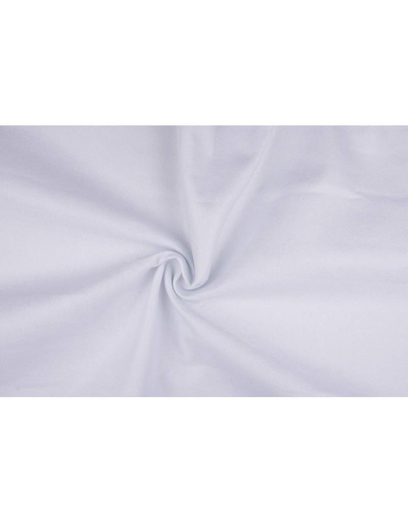 Koreanischer Filz 1 mm Weiß