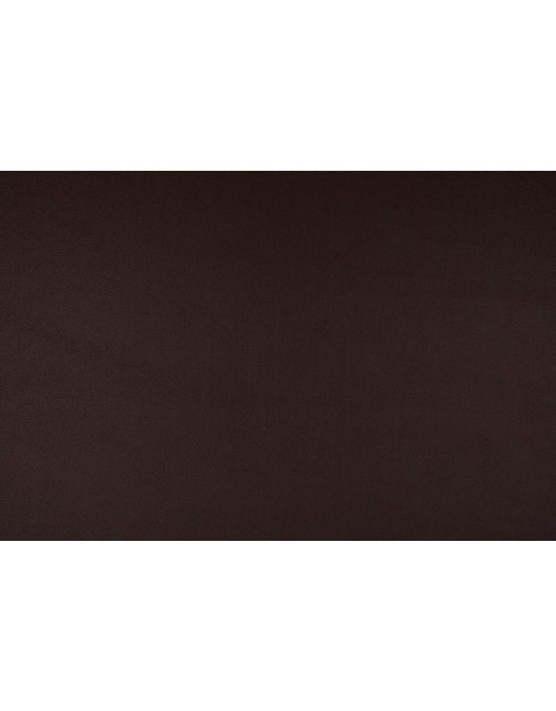 Koreaans vilt 3 mm Donker bruin