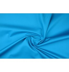 Cotton Twill Aqua