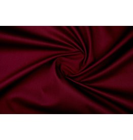 Cotton Twill Bordeaux