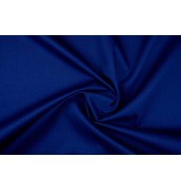 Keperkatoen Koningsblauw