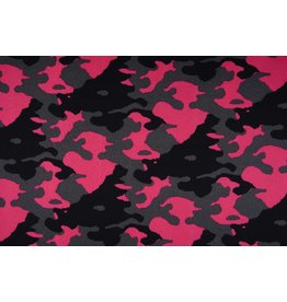 Jogging Camouflage Pink