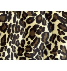Velboa Medium Leopardenmotiv