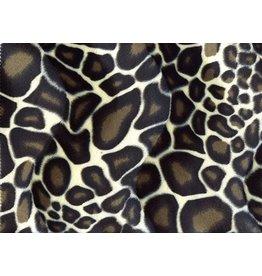 Velboa Groß Leopardenmotiv