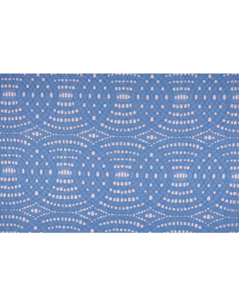 Lace Kant Baby Blauw