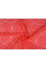 Lace Spitze Rot