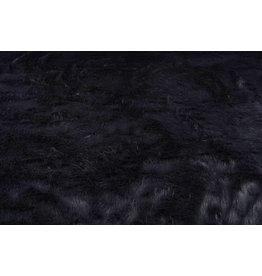 Imitation Fur  Dark grey