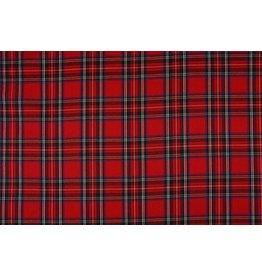 Scottish checks stretch 6