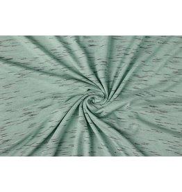 Viscose Slub Melange Mint Green