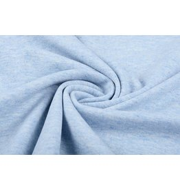 Oeko-Tex®  Cotton Jersey Grey-blue Melange