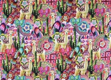 Tricot Fabrics