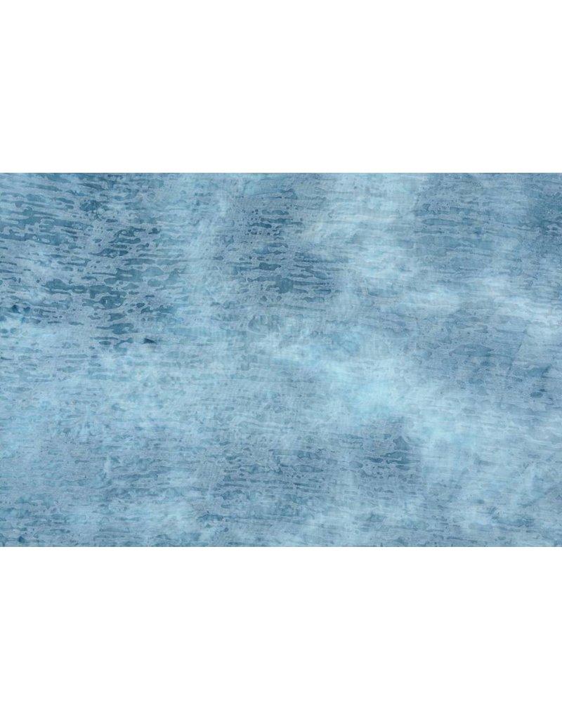 Jersey Tie-Dye Waldo Grau-Blau
