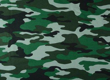 Camouflage Stoff